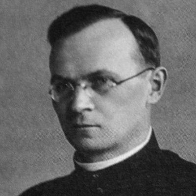 Ks. Wendelin Świerczek CM