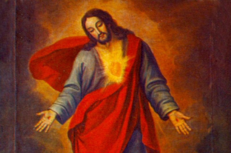 Pieśni do Najświętszego Serca Pan Jezusa