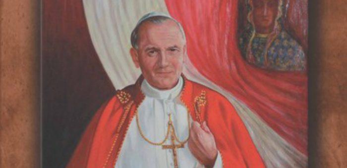 Pieśni ku czci św. Jana Pawła II