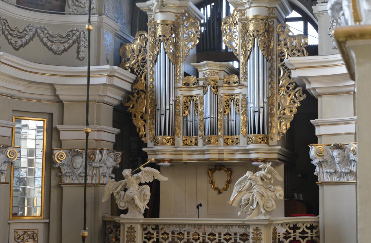 Muzyka podczas ślubów katolickich