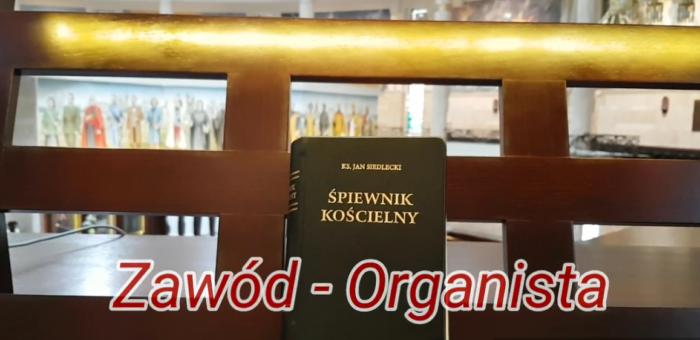 Zawód – Organista