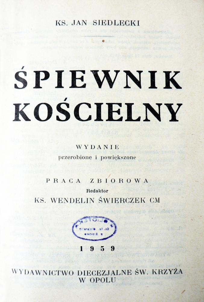 siedlecki-1959
