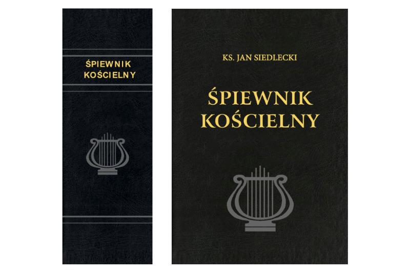 XLI wydanie Śpiewnika kościelnego ks. Jana Siedleckiego w dużym formacie
